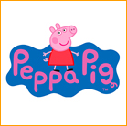 Peppa Pig by Eurasia