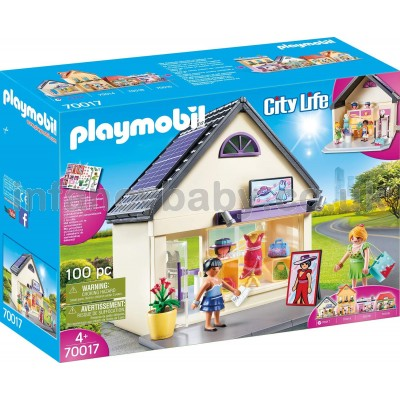 My Fashion Boutique Playmobil City Life