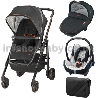 ffbe238522 LOOLA 3 BEBE CONFORT CELEBRATION TRAVEL SYSTEM