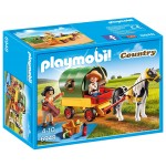Pic-nic Con Calesse Playmobil Country