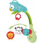 Giostrina Fisher Price Animali della Foresta