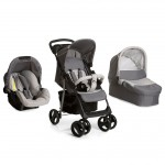 Trio Shopper SLX Hauck Stone Grey