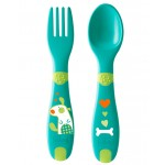 Set Posate Chicco First Cutlery 12m+