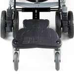 Brevi Wally Footboard For Buggy Or Pram Black